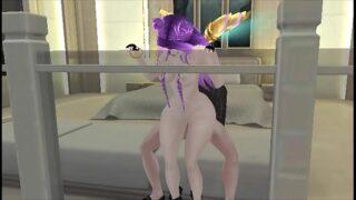 la angelita cachonda porno animado