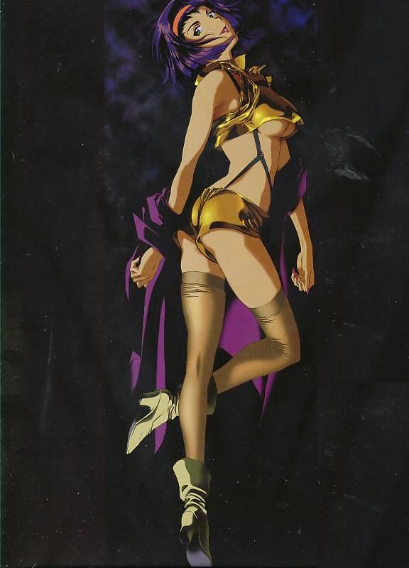 Faye Valentine space Cowgirl