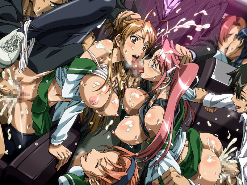 Hentai pics High School of The Dead