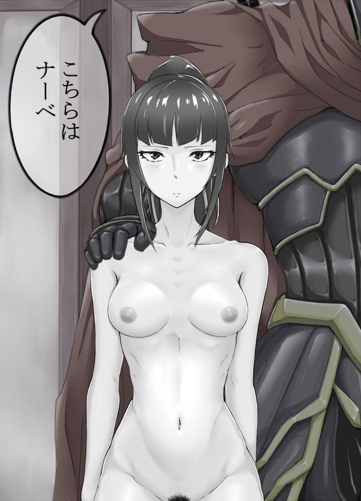 My Overlord Hentai.